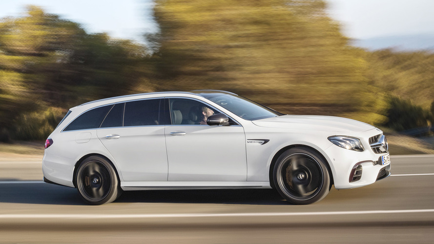 Mercedes AMG E63 S Wagon Coming To USA Soon