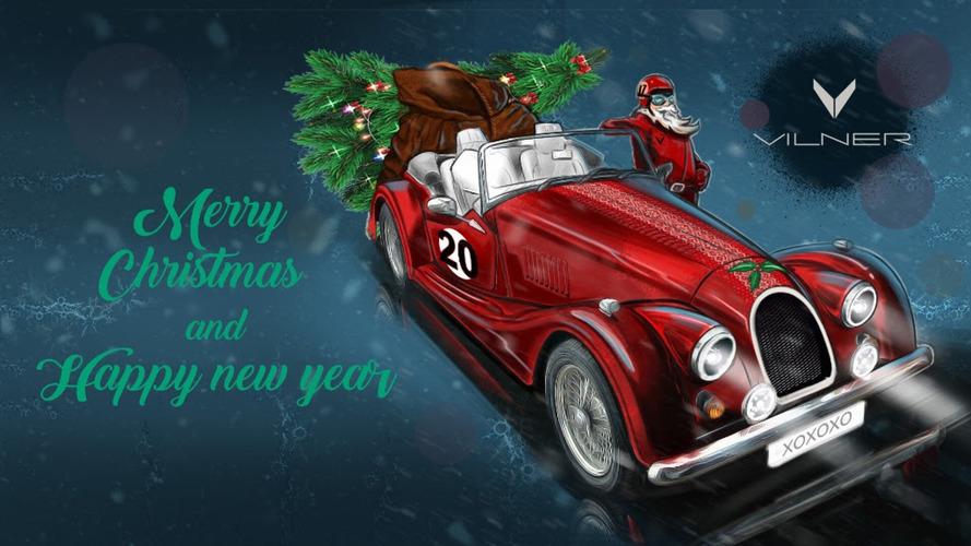 Os cartões que recebemos também lhe desejam Feliz Natal!