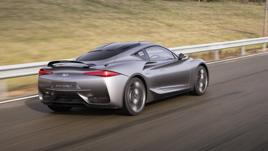 Is an Infiniti EV finally on the way?