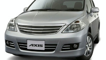 2008 Nissan Tiida Facelift