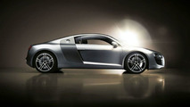 New Audi R8 Unveiled
