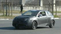 1st Time Spied: Alfa Romeo Junior Prototype