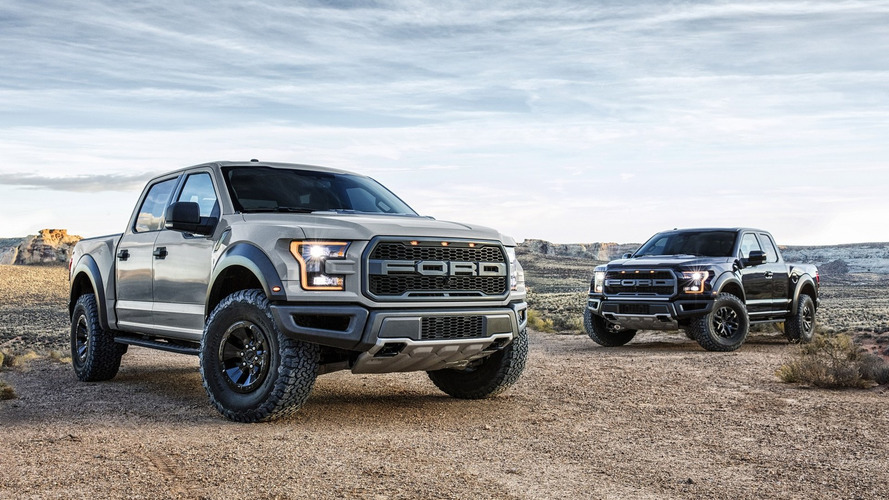 Ford F-150 gains engine start/stop system on EcoBoost models