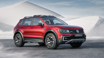 VW Tiguan GTE Active Concept previews US-bound SUV in Detroit