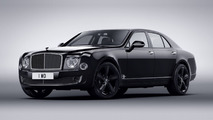 Bentley Mulsanne Speed ​​Beluga Edition introduced