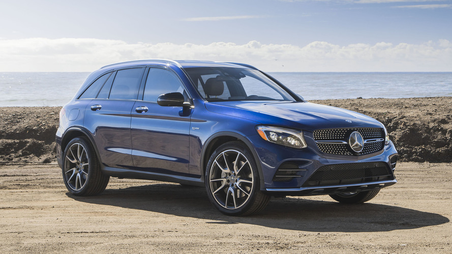 2017 Mercedes-AMG GLC43 Review: Your everyday performance crossover