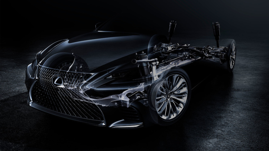Next Lexus LS will debut at 2017 Detroit Auto Show