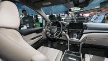 2018 Honda Odyssey: Detroit 2017
