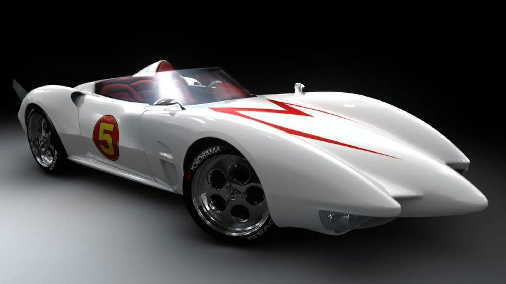 Speed Racer Lives Again on the Big Screen