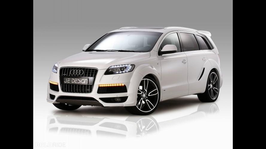 JE Design Audi Q7 S-Line Widebody