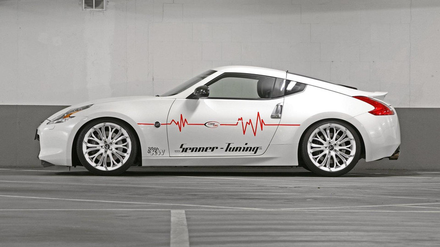 Nissan 370Z dialed up to 365 hp by Senner Tuning