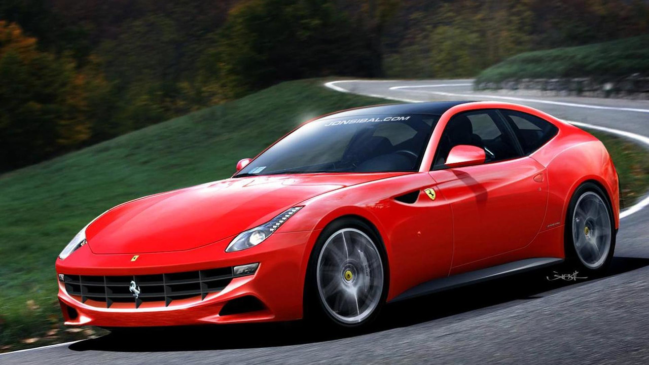 2012 Ferrari GT Concept, 612 successor in shooting brake form, 1280, 18.01.2011