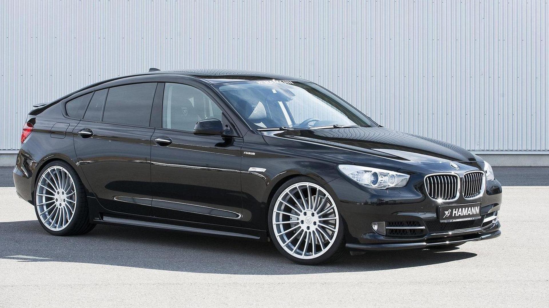 Hamann BMW 5-Series GT