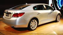 2010 Buick LaCrosse at 2009 NAIAS