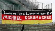 Schumacher return sparks huge German TV figures