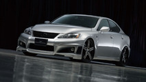Wald Lexus IS-F Sports Line Black Bison Edition