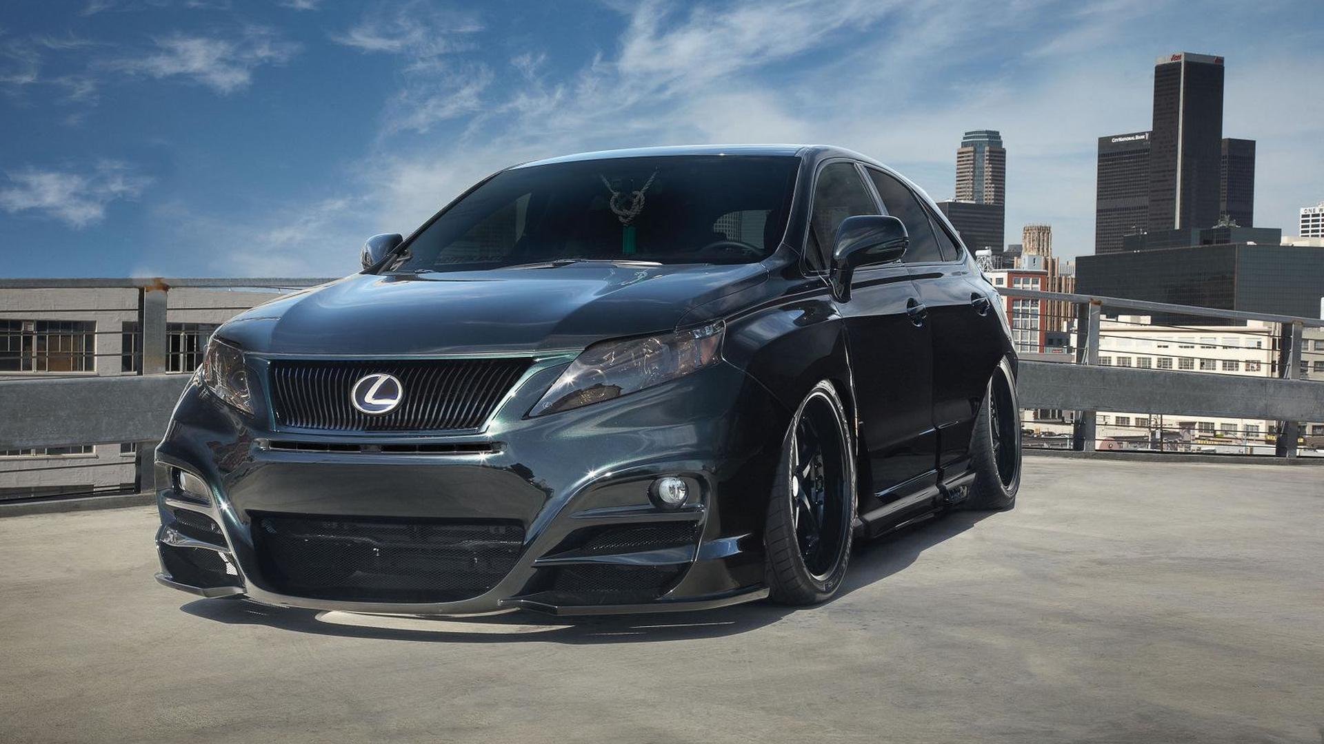 Lexus announces SEMA lineup