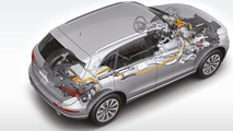 2011 Audi Q5 Hybrid leaked