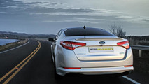 2011 Kia Optima Hybrid unveiled at Los Angeles Auto Show [video]