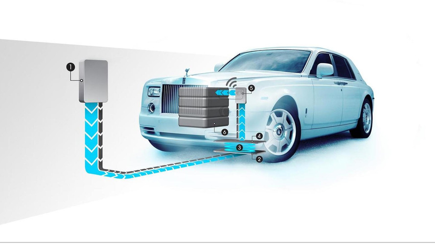 Rolls-Royce CEO still open to electric vehicles