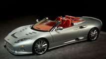 Spyker Transfers Aileron Production to UK - Opens New Plant