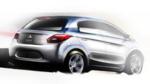 Mitsubishi e-compact Concept Global Small 18.01.2011
