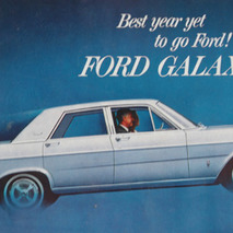The 1965-66 Ford Galaxie 500: Proof that Size Matters