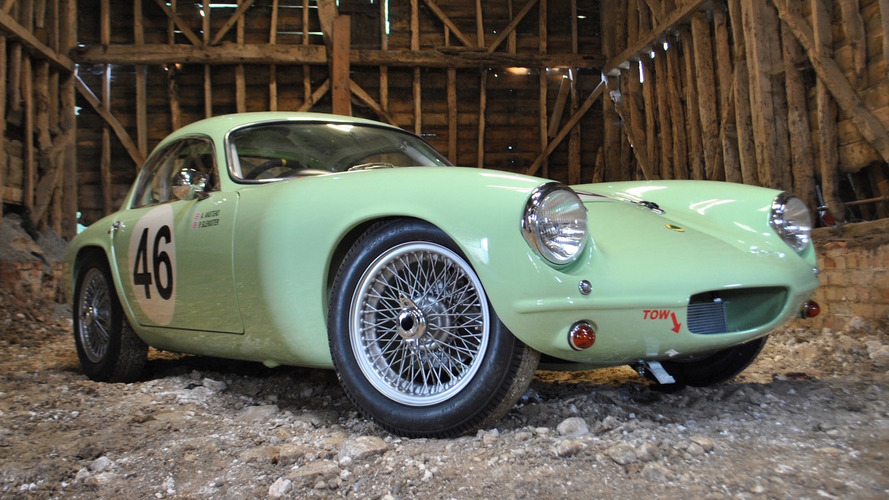 First production Lotus Elite heads to auction for $134,000