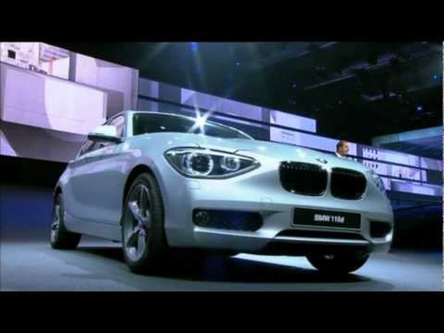 2012 BMW 1-Series - 2011 Frankfurt Motor Show Video