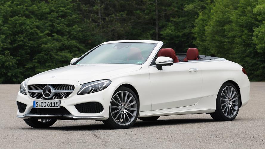 First Drive: 2017 Mercedes-Benz C300 Cabriolet