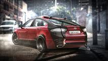 Deadpool - Ford Mondeo/Fusion