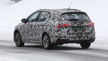 2016 Fiat Tipo estate spy photo