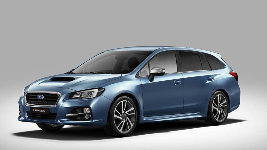 Subaru Levorg GT coming to UK in September