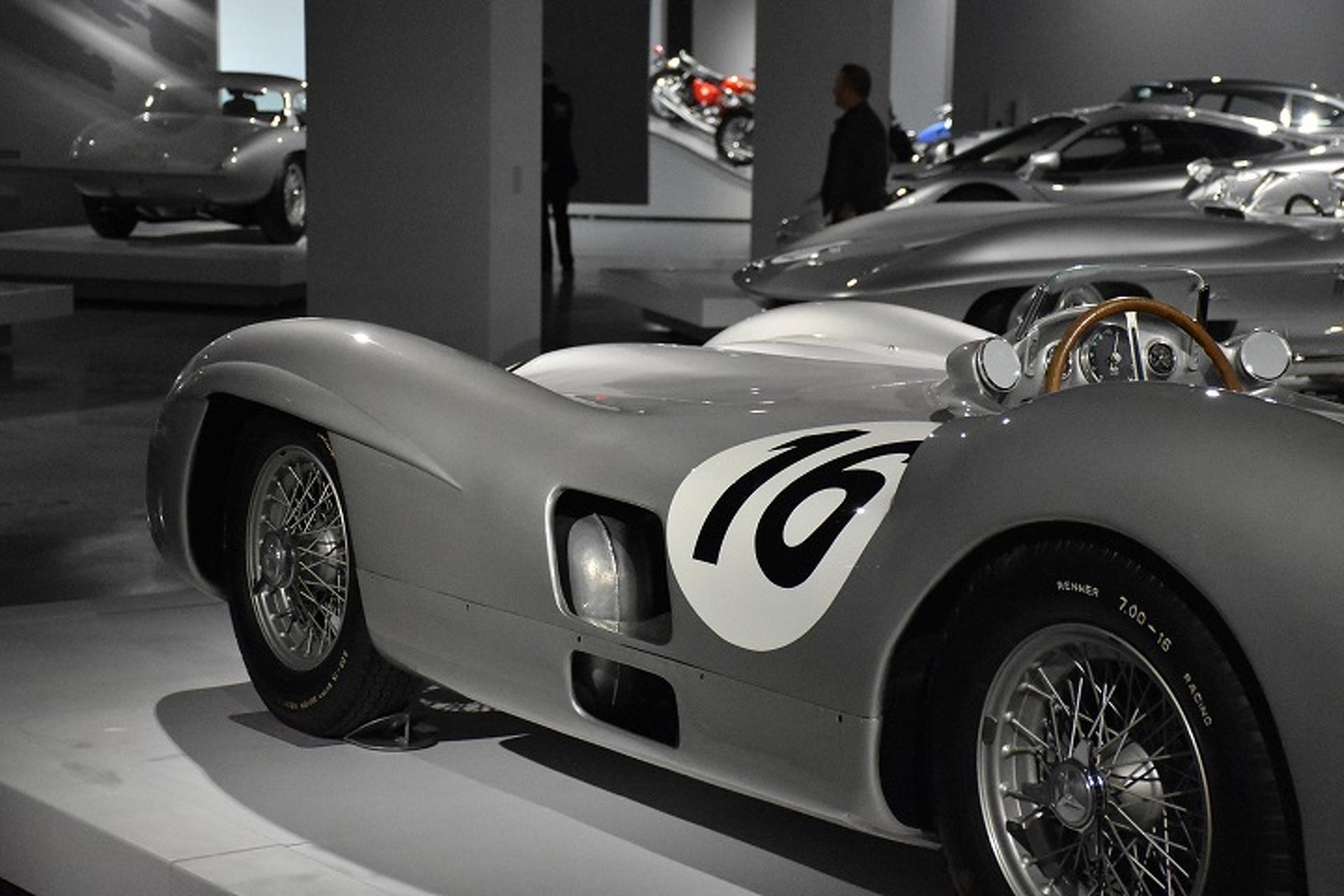 Art Deco to Art Morrison: Inside the Petersen Automotive Museum