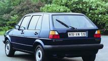 Volkswagen 4MOTION Golf 20th Anniversary