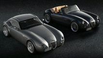 Wiesmann GT MF4 and GT MF3 Roadster