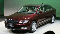 Skoda Superb Makes Geneva Debut
