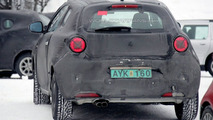 Alfa Junior Furiosa Latest Spy Photos Plus Interior Shot