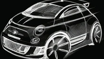 Geneva Debut for Fiat 500 Abarth