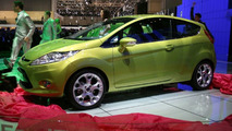 2008 Ford Fiesta live in Geneva
