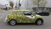 2015 MINI Cooper five-door spy photo