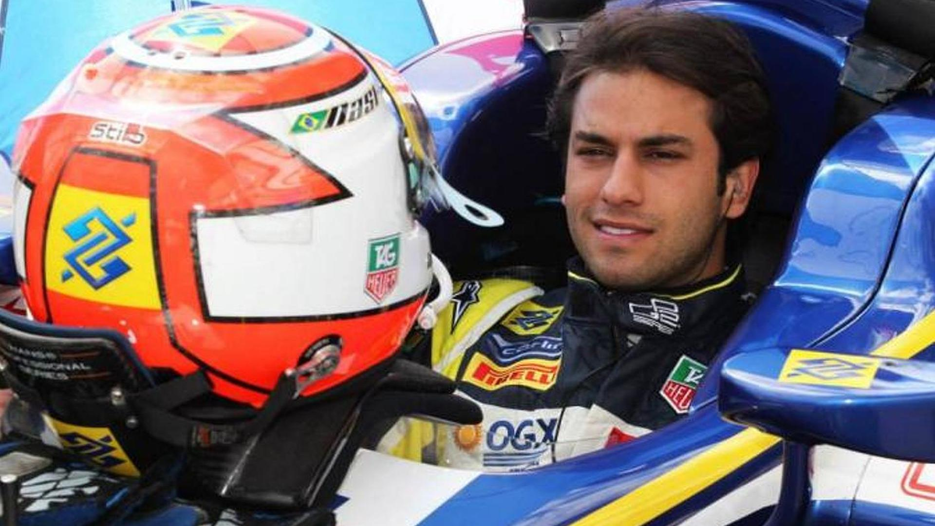 Nasr, Banco do Brasil set to join resurgent Williams