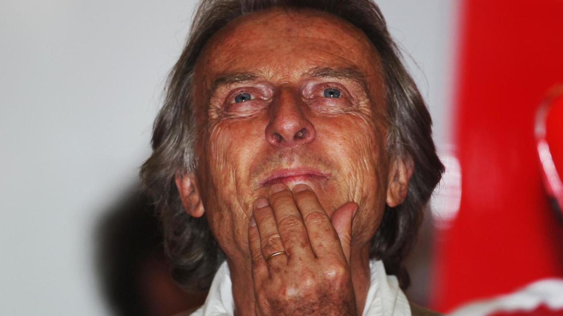 Montezemolo plays down 'excessive' rumours