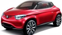 Suzuki reveals Crosshiker, X-LANDER and HUSTLER concepts