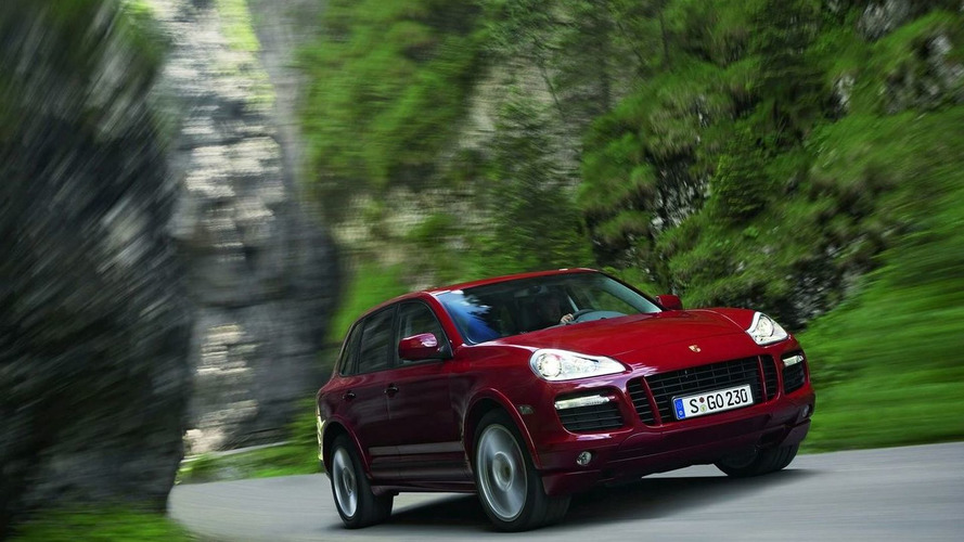 Porsche Cayenne GTS US Pricing