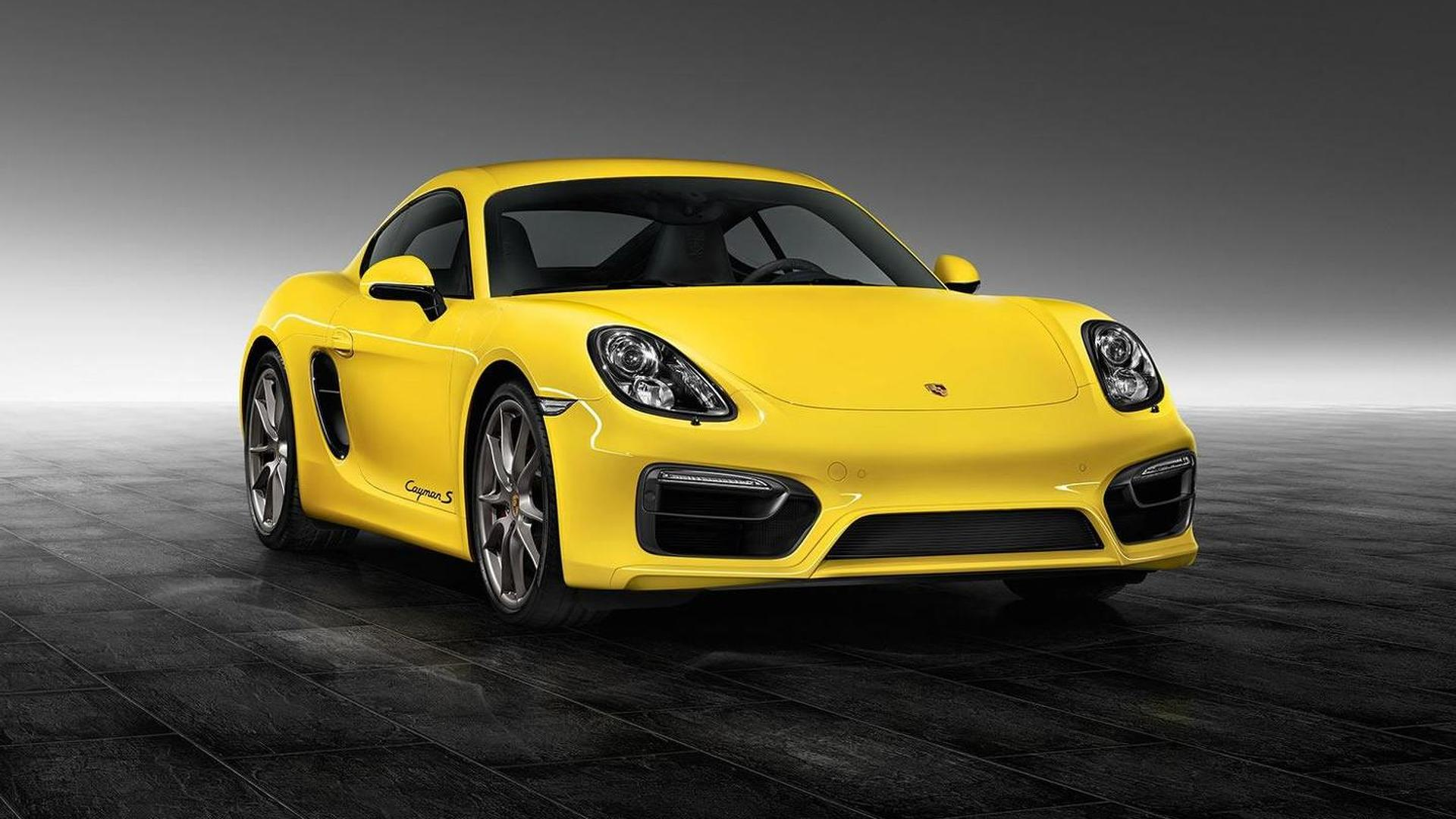 next gen boxster and cayman to be renamed porsche 718. Black Bedroom Furniture Sets. Home Design Ideas