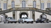 La remplaçante de la Porsche 918 Spyder ne verra pas le jour avant 2025