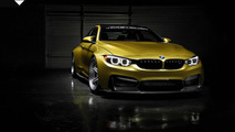 BMW M4 by Vorsteiner prepared for SEMA debut