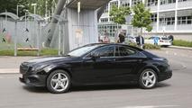 2015 Mercedes CLS spy photo