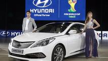 2014 Hyundai Grandeur facelift